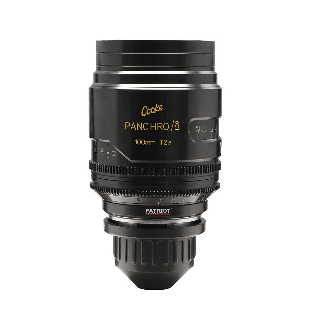 100mm COOKE Mini S4 lens T2.8 UNCOATED