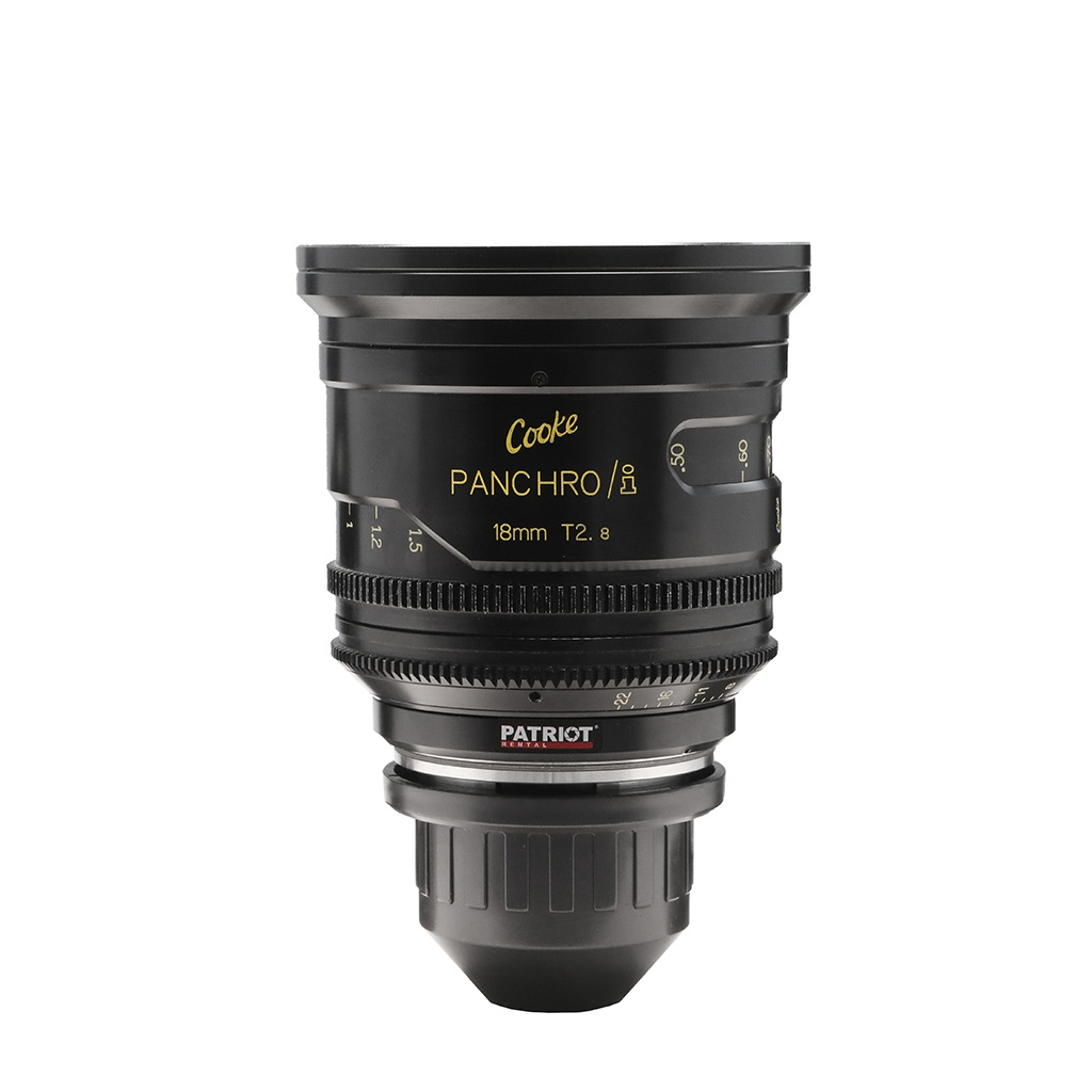 18mm COOKE Mini S4 lens T2.8 UNCOATED
