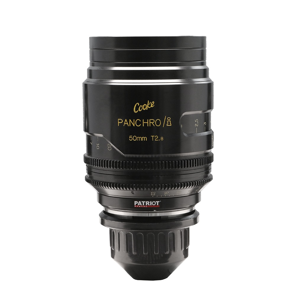 50mm COOKE Mini S4 lens T2.8 UNCOATED