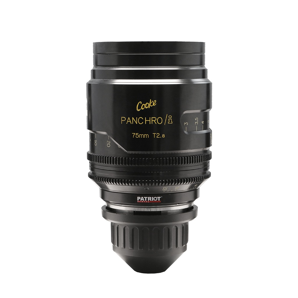 75mm COOKE Mini S4 lens T2.8 UNCOATED
