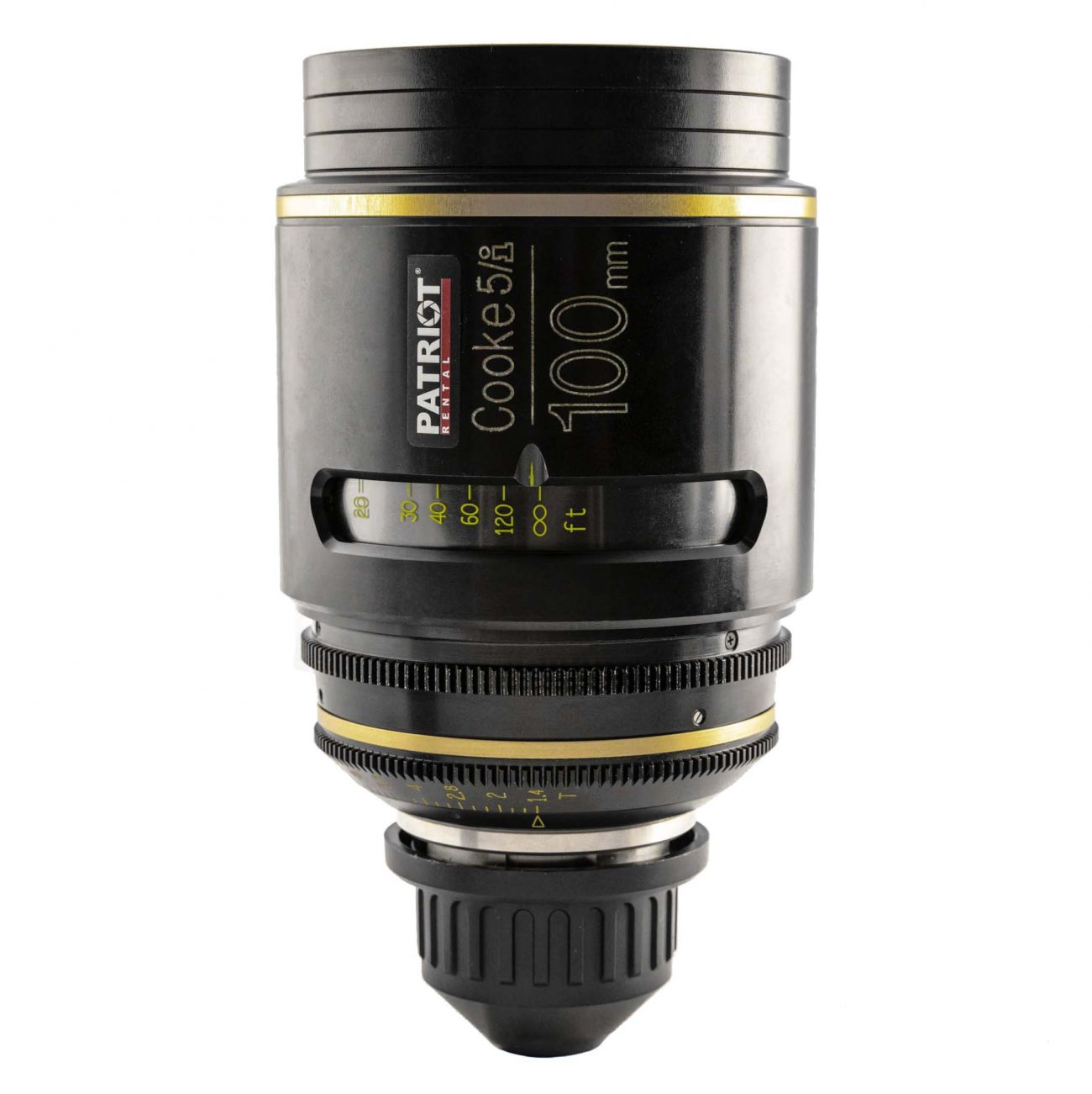 100mm COOKE 5/i lens T1.4