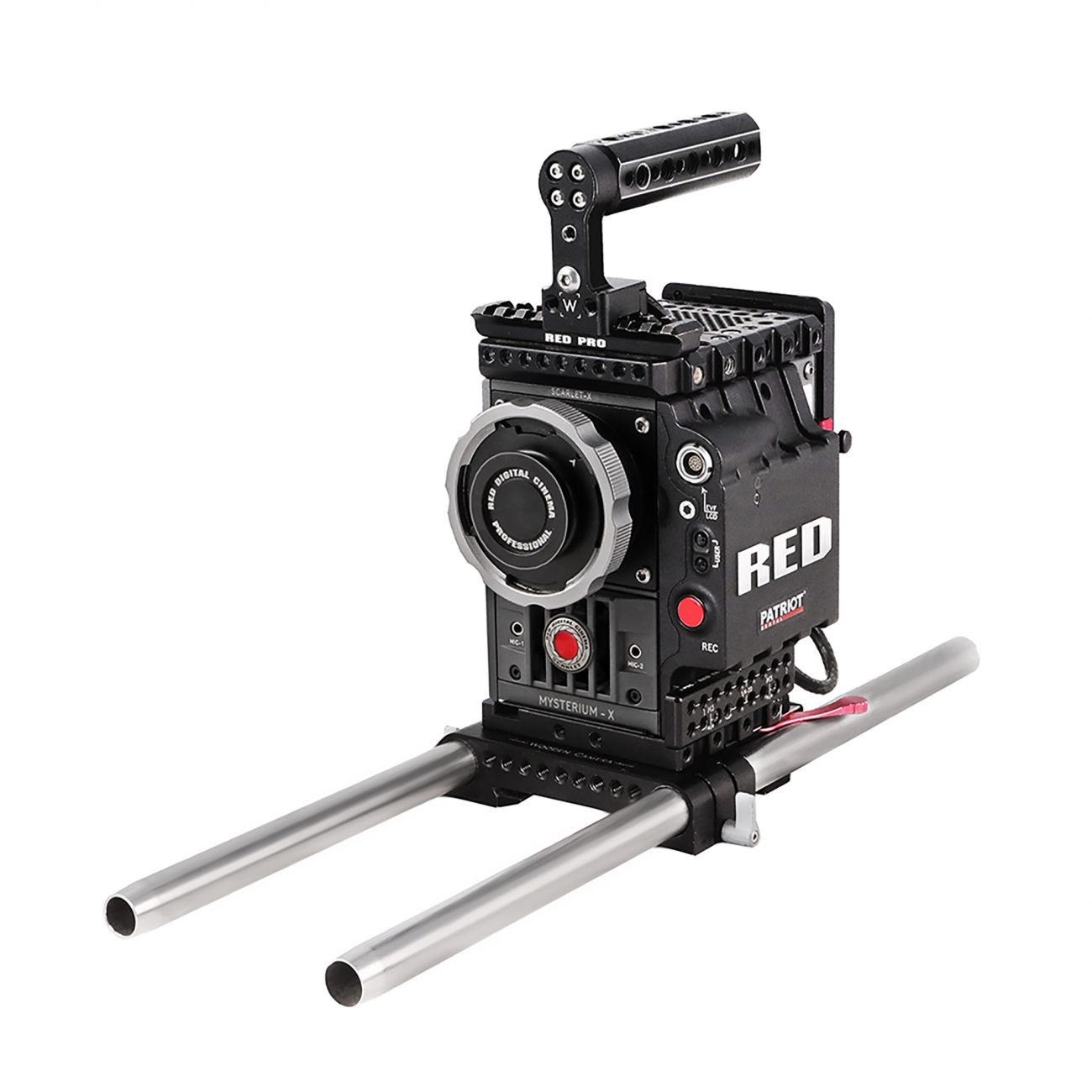 RED SCARLET X