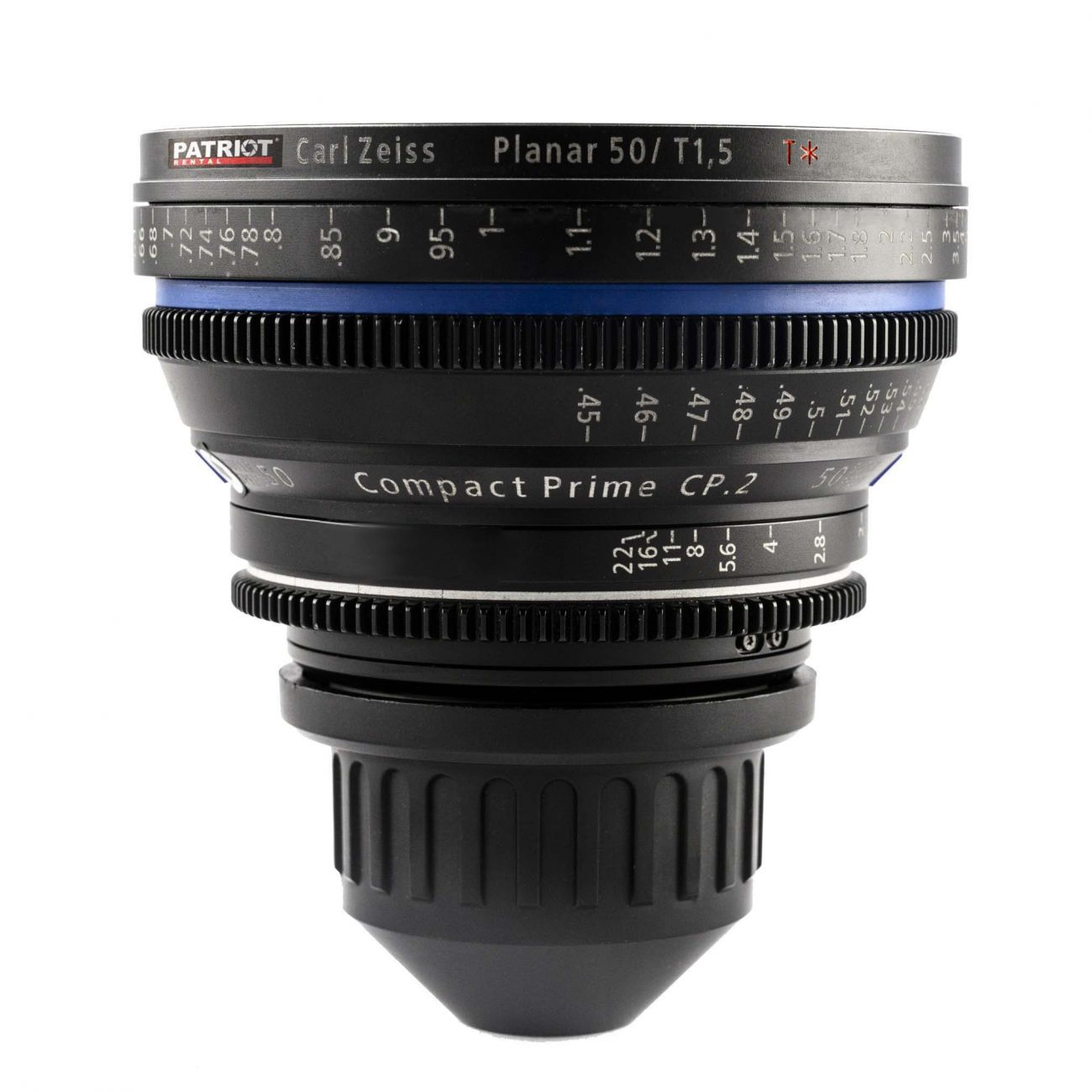 50mm ZEISS COMPACT PRIME CP.2 Lens T1.5  super speed