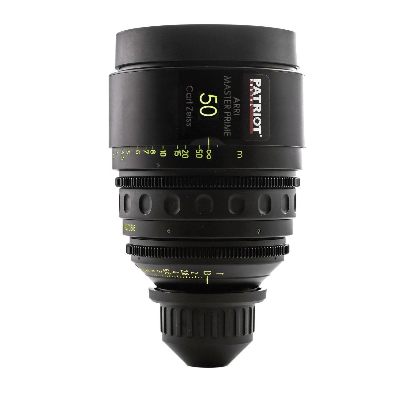 50mm ARRI MASTER PRIME Lens T1.3