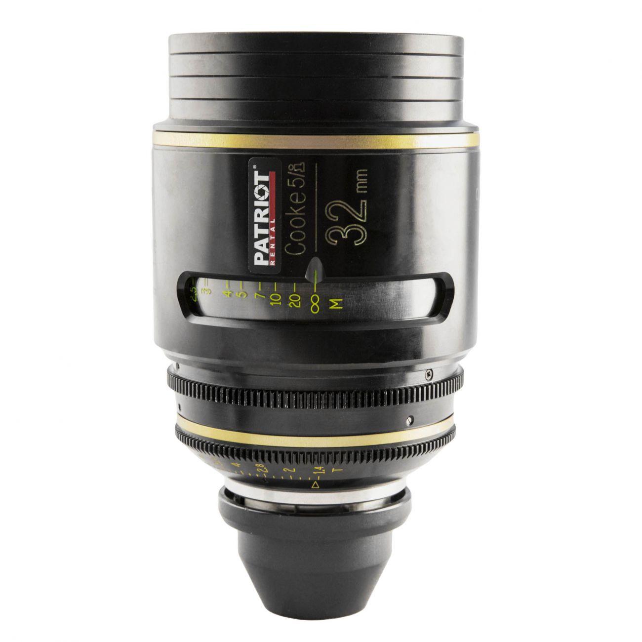 32mm COOKE 5/i lens T1.4