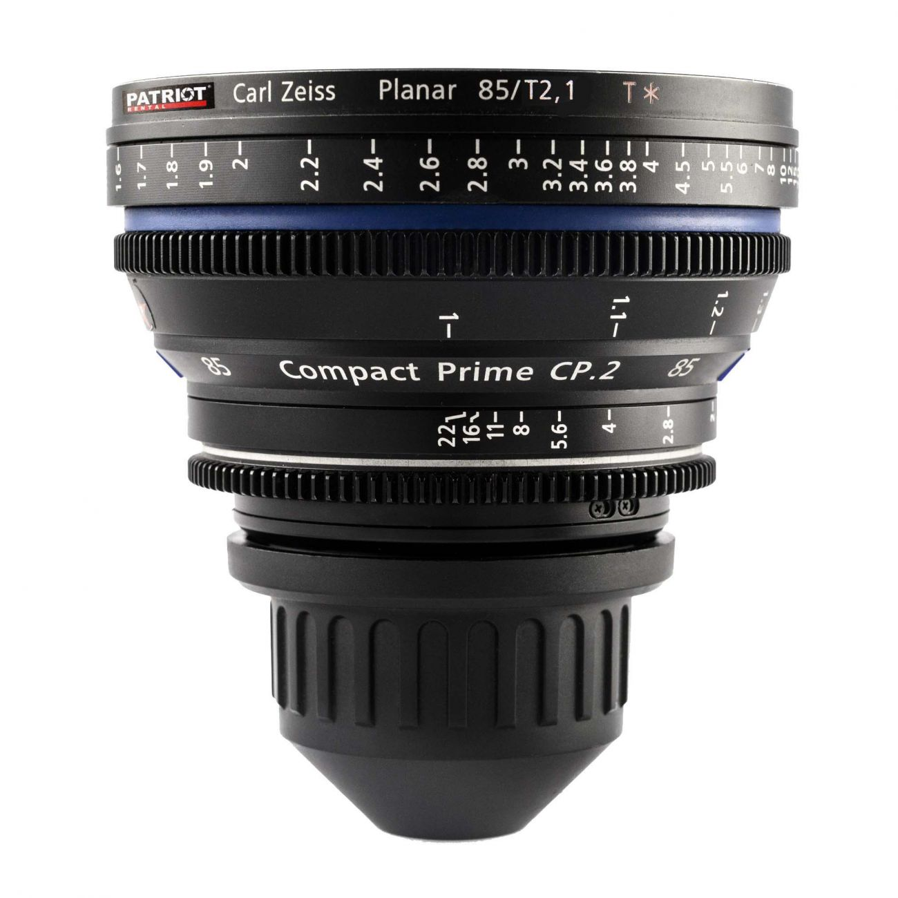 85mm ZEISS COMPACT PRIME CP.2 Lens T2.1