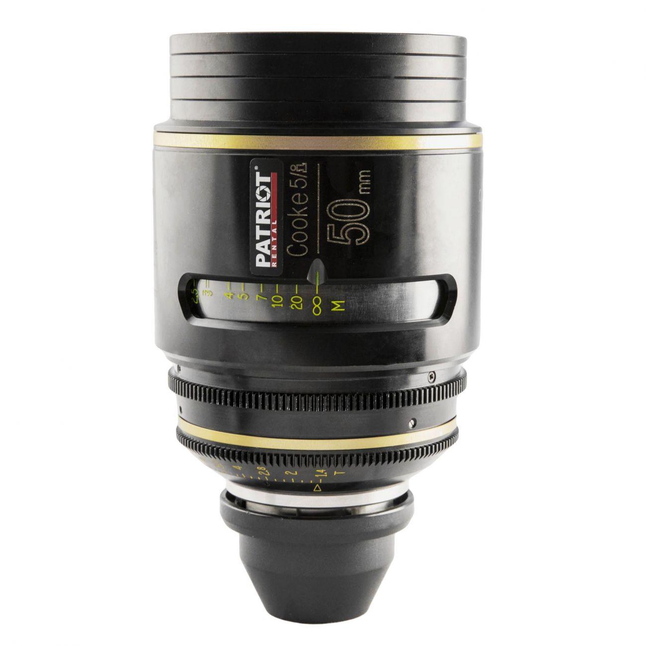 50mm COOKE 5/i lens T1.4