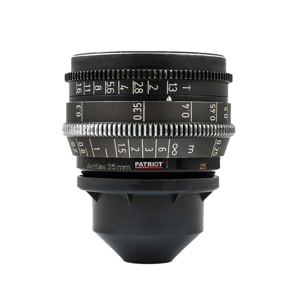 25mm HIGH SPEED MKII Lens T1.3
