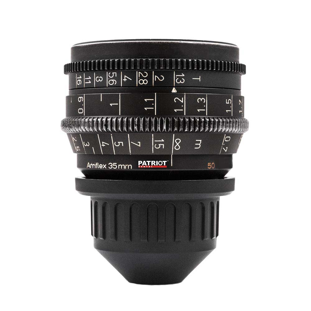 50mm HIGH SPEED MKII Lens T1.3