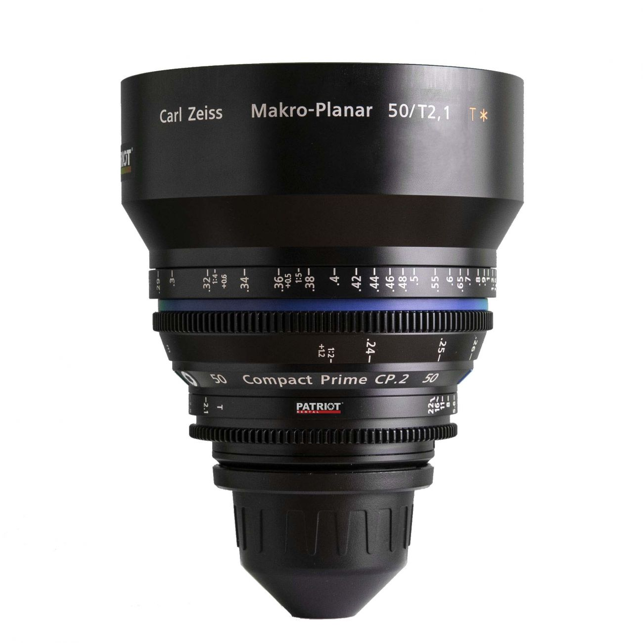 50mm Macro ZEISS CP.2 T2.1