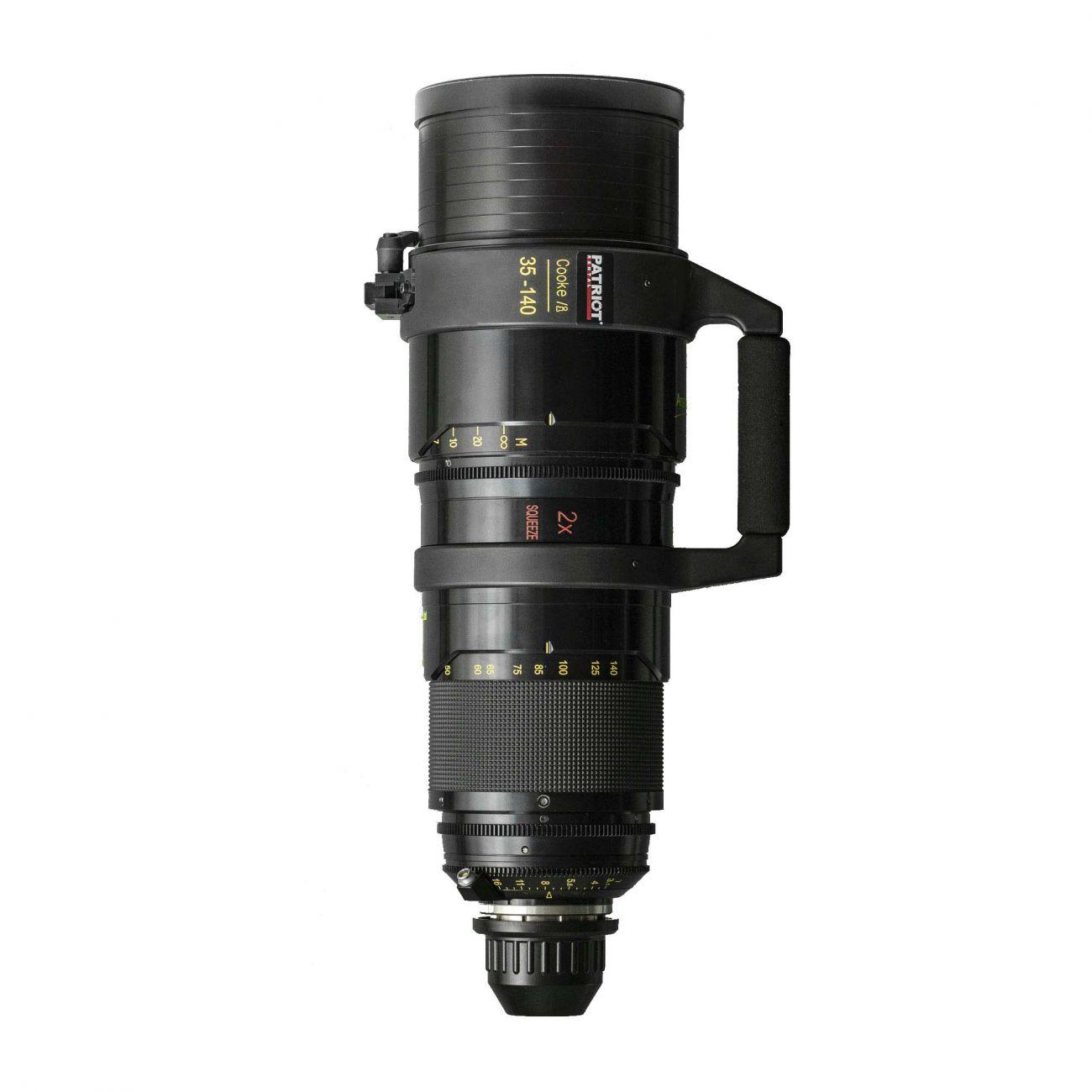 COOKE ANAMORPHIC/I Zoom 35-140mm T3.1