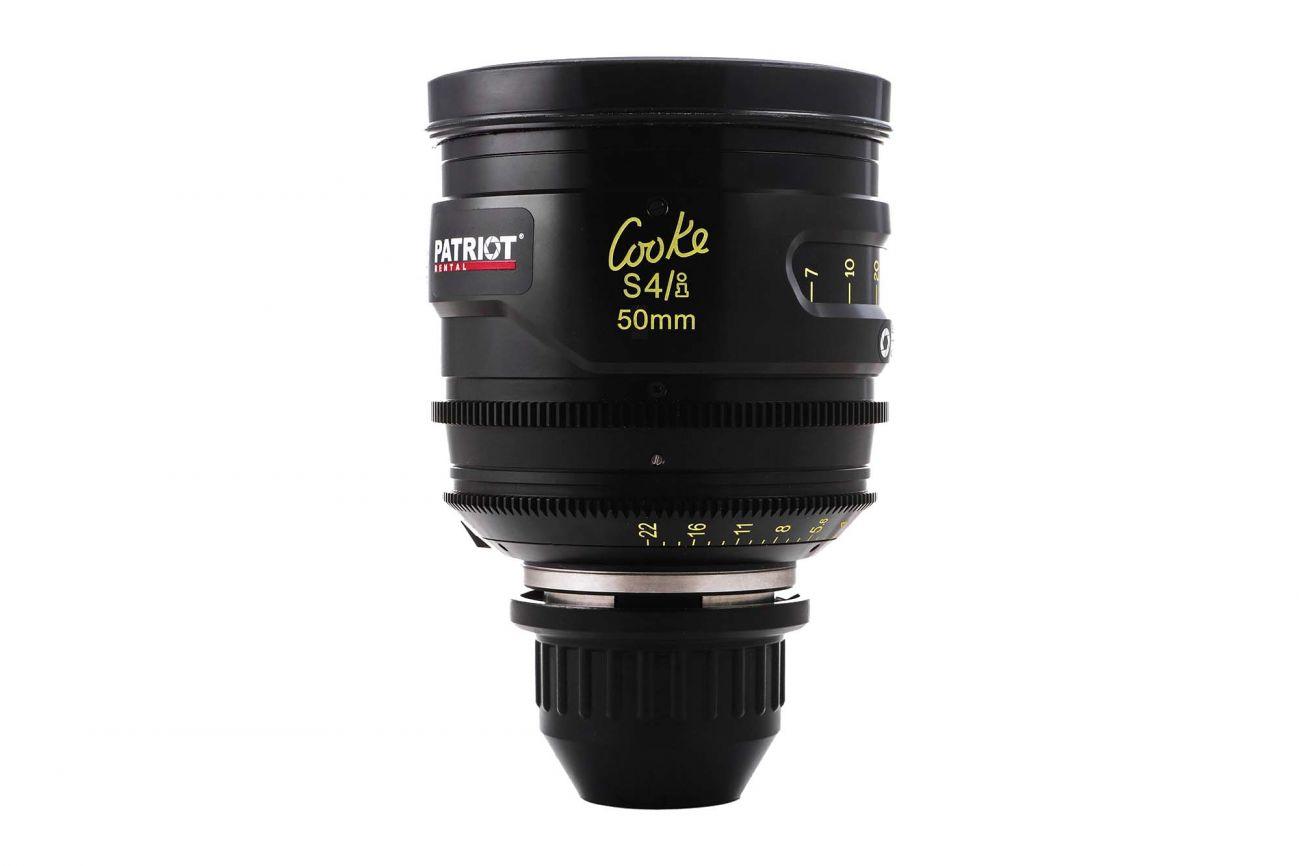 50mm COOKE S4/i lens T2