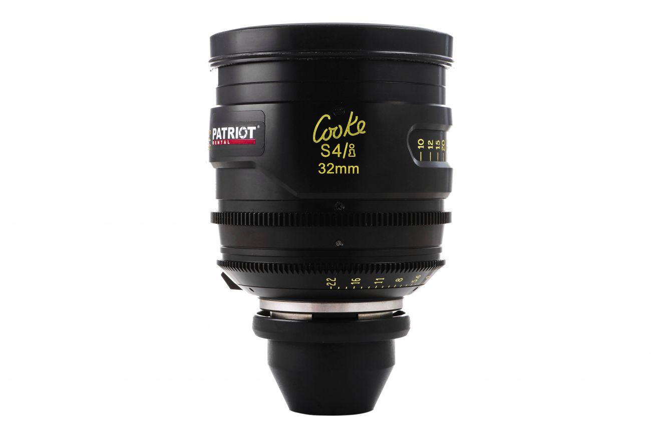 32mm COOKE S4/i lens T2