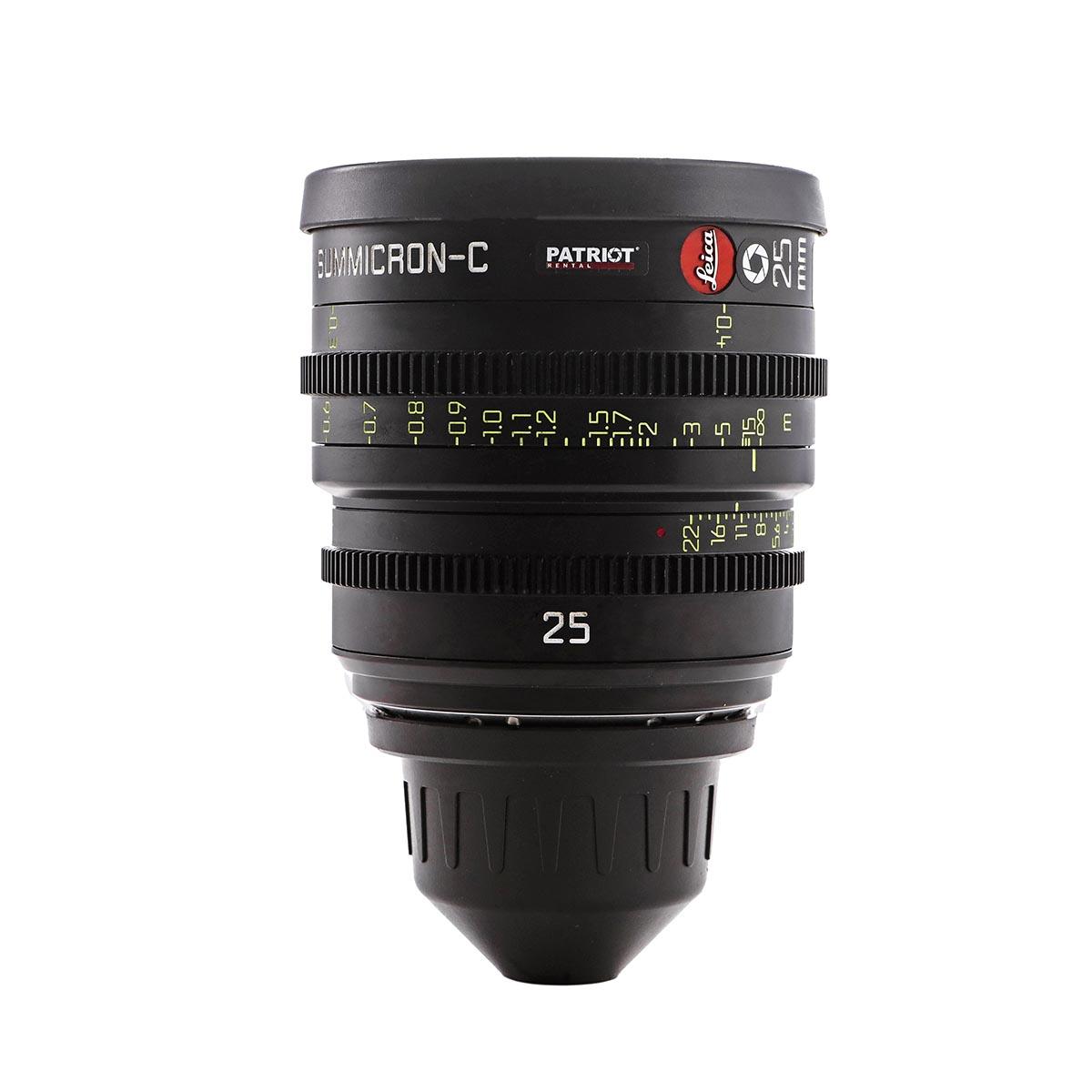25mm LEICA SUMMICRON C Lens T2