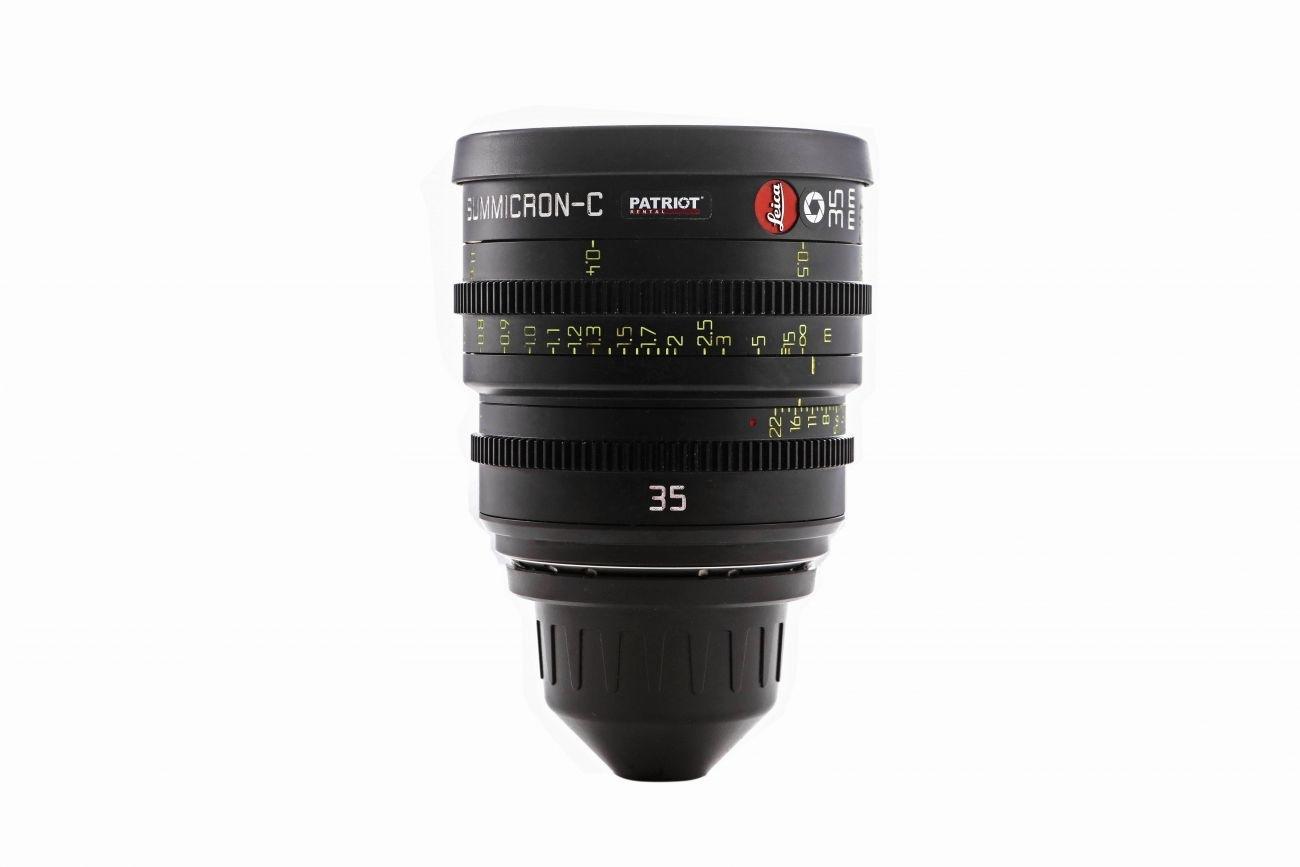 35mm LEICA SUMMICRON C Lens T2