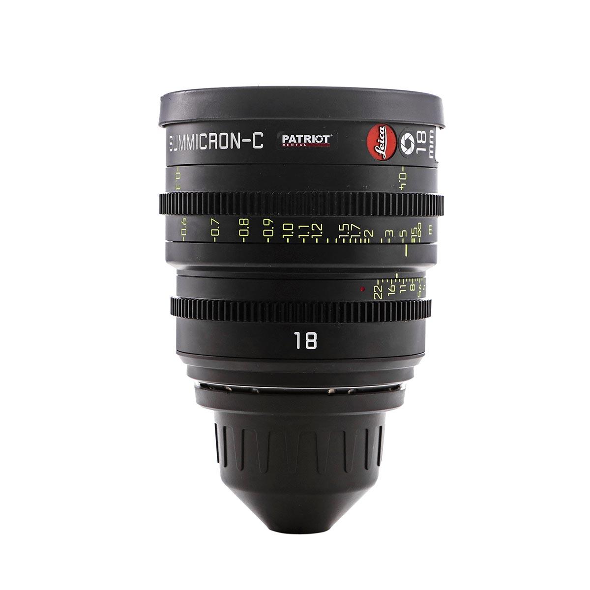 18mm LEICA SUMMICRON C Lens T2