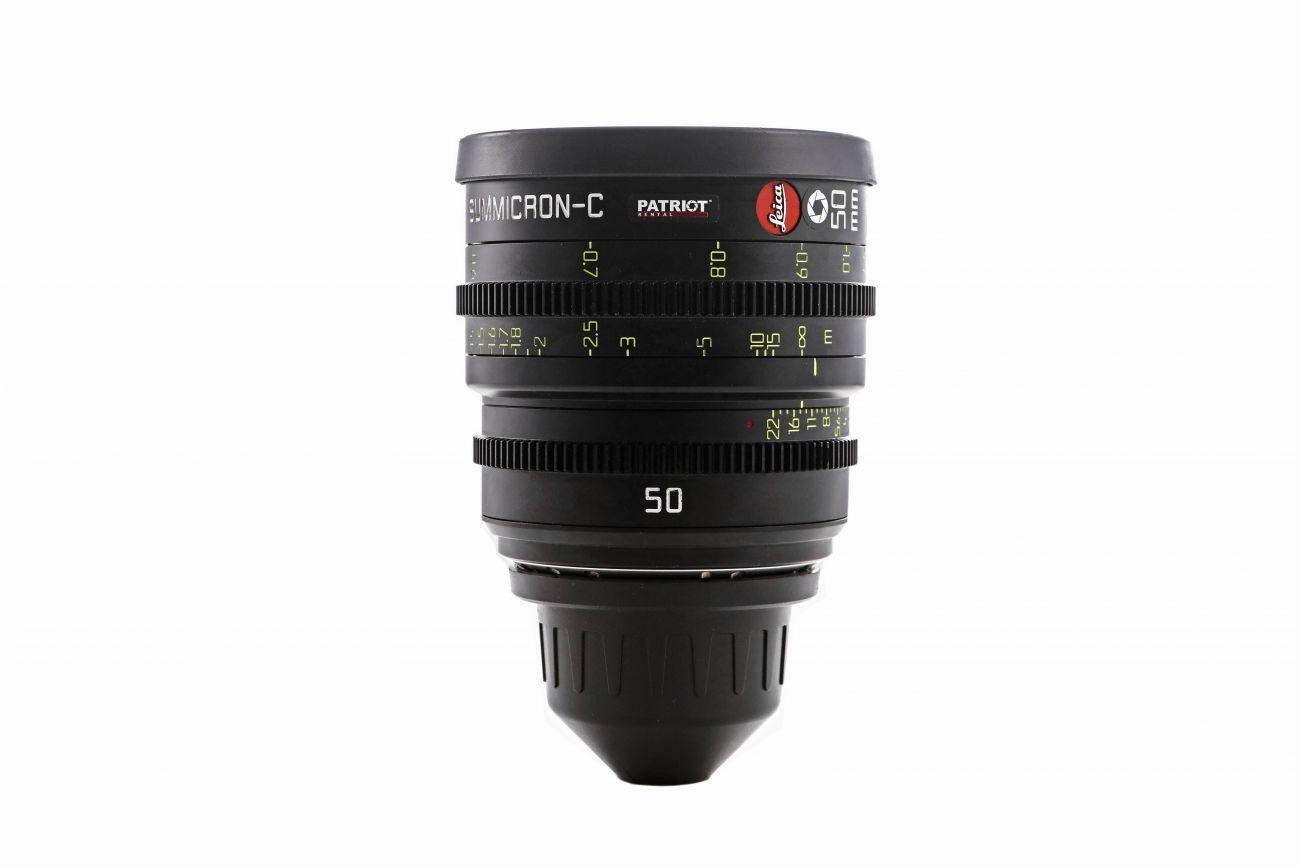 50mm LEICA SUMMICRON C Lens T2