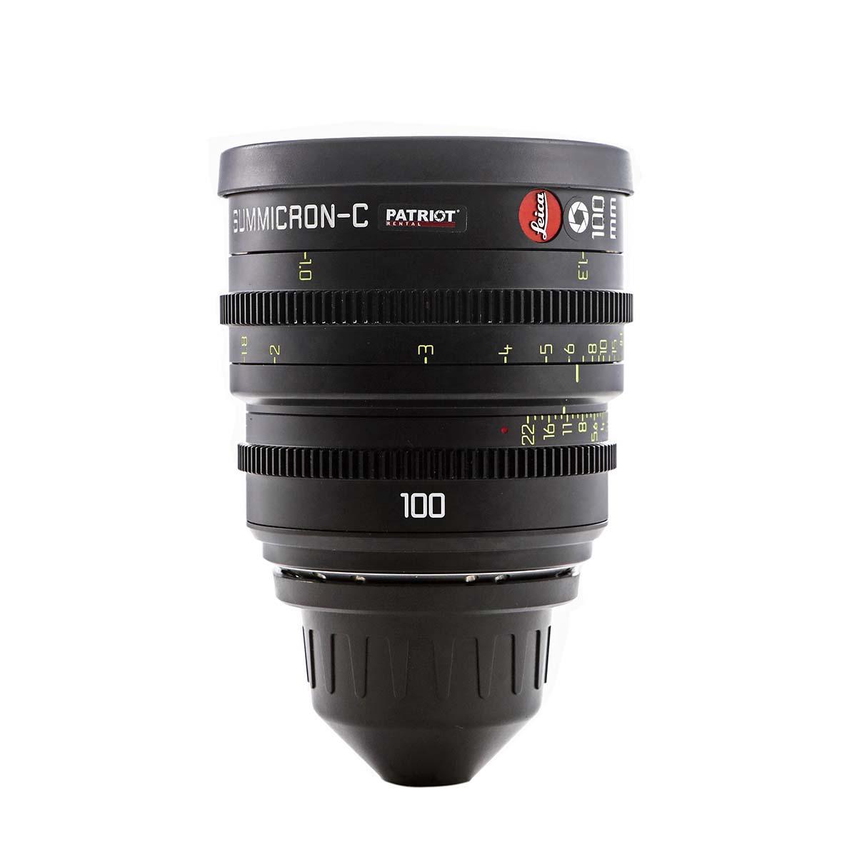 100mm LEICA SUMMICRON C Lens T2