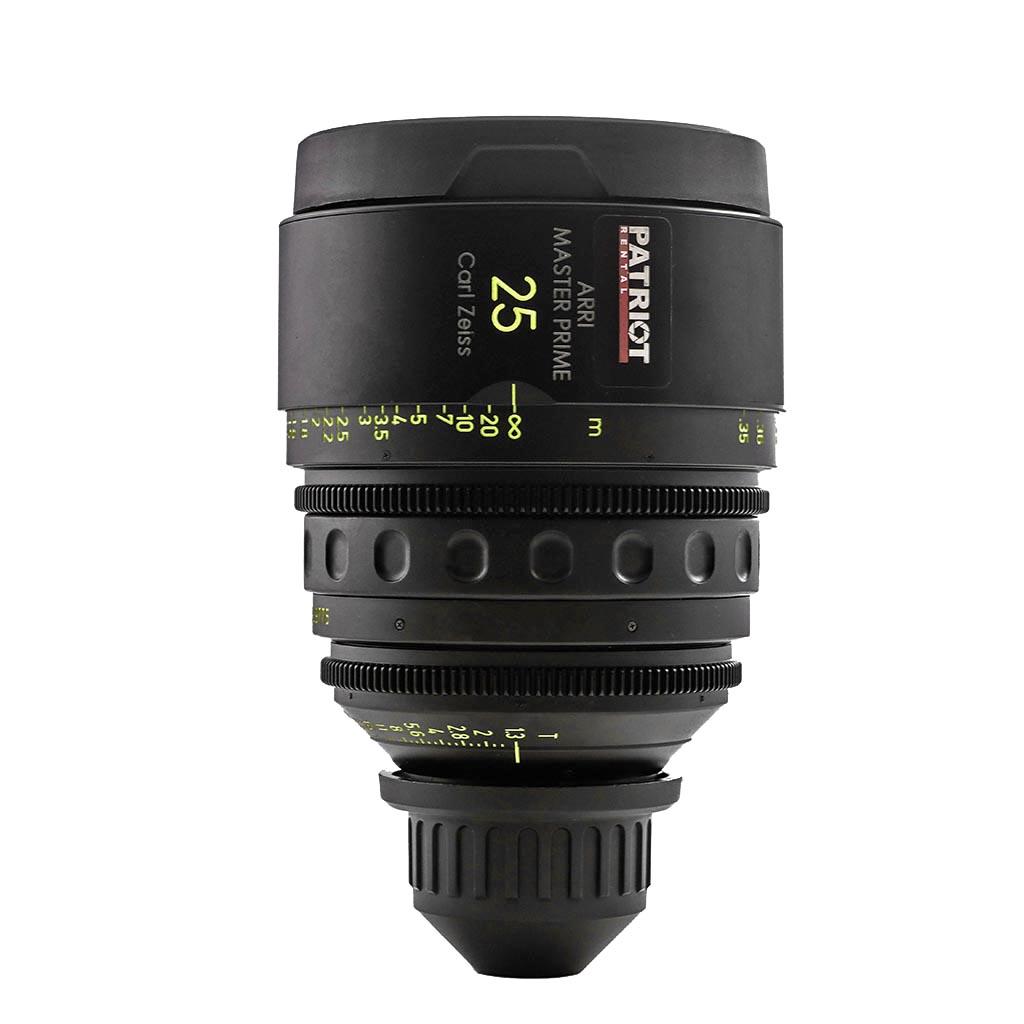 25mm ARRI MASTER PRIME Lens T1.3
