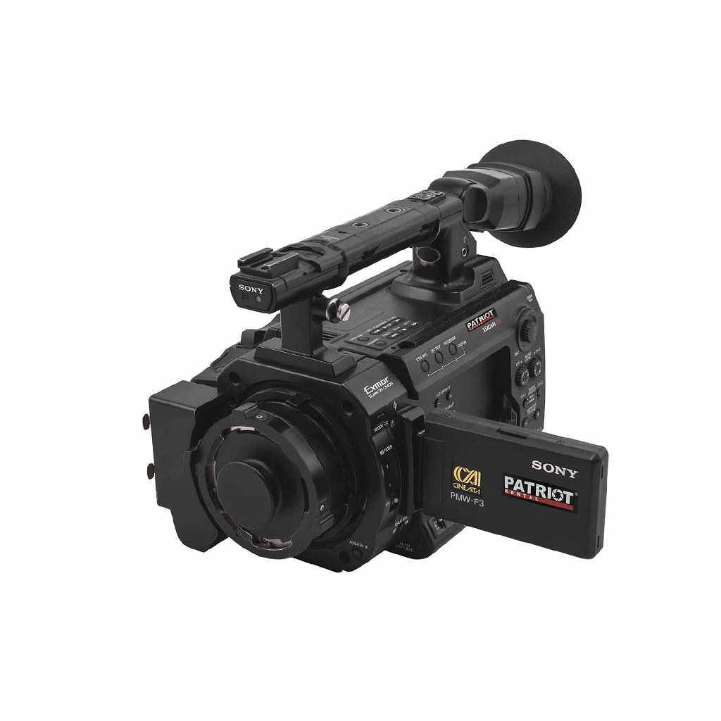 SONY PMW F-3 CineAlta