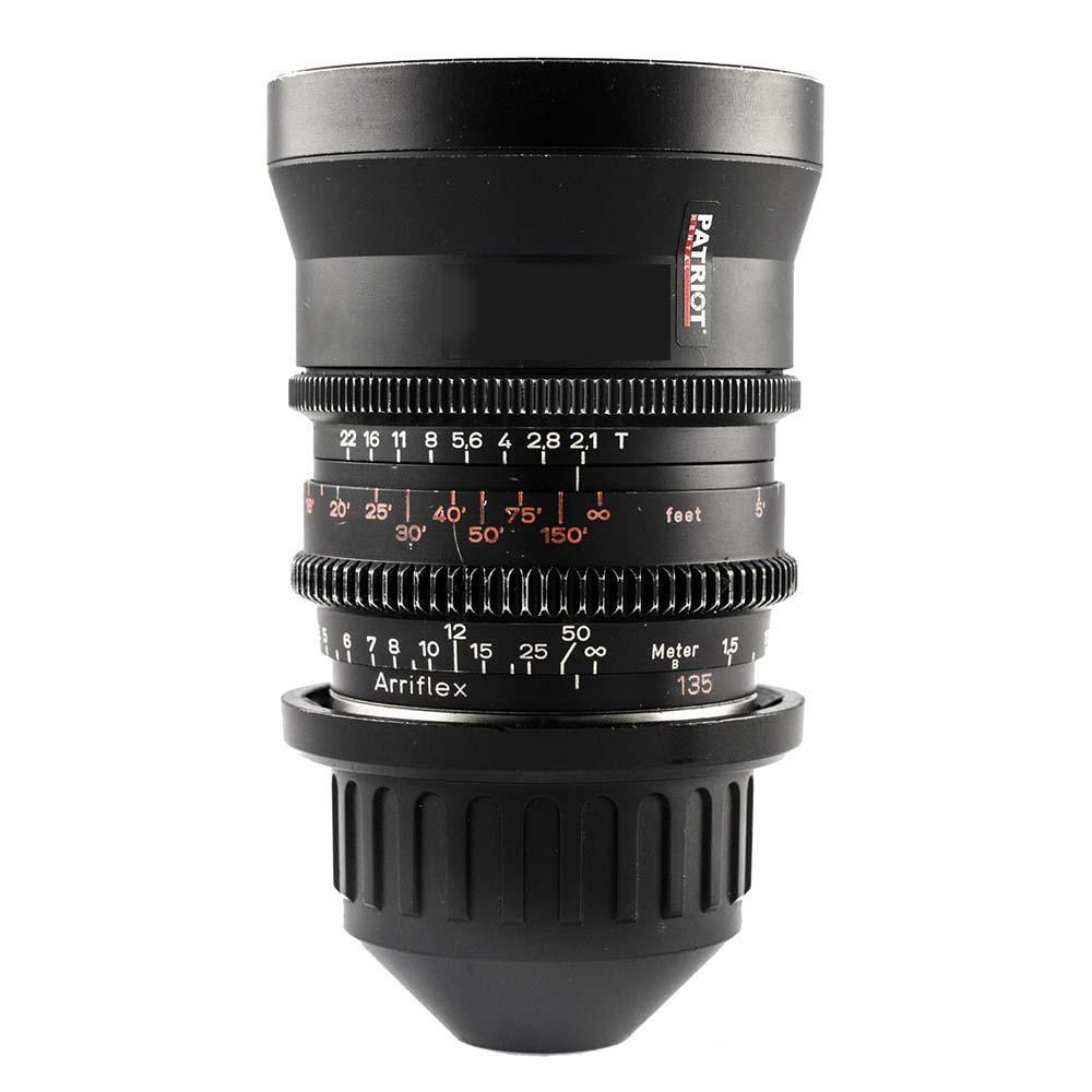135mm HIGH SPEED MKIII Lens T2.1