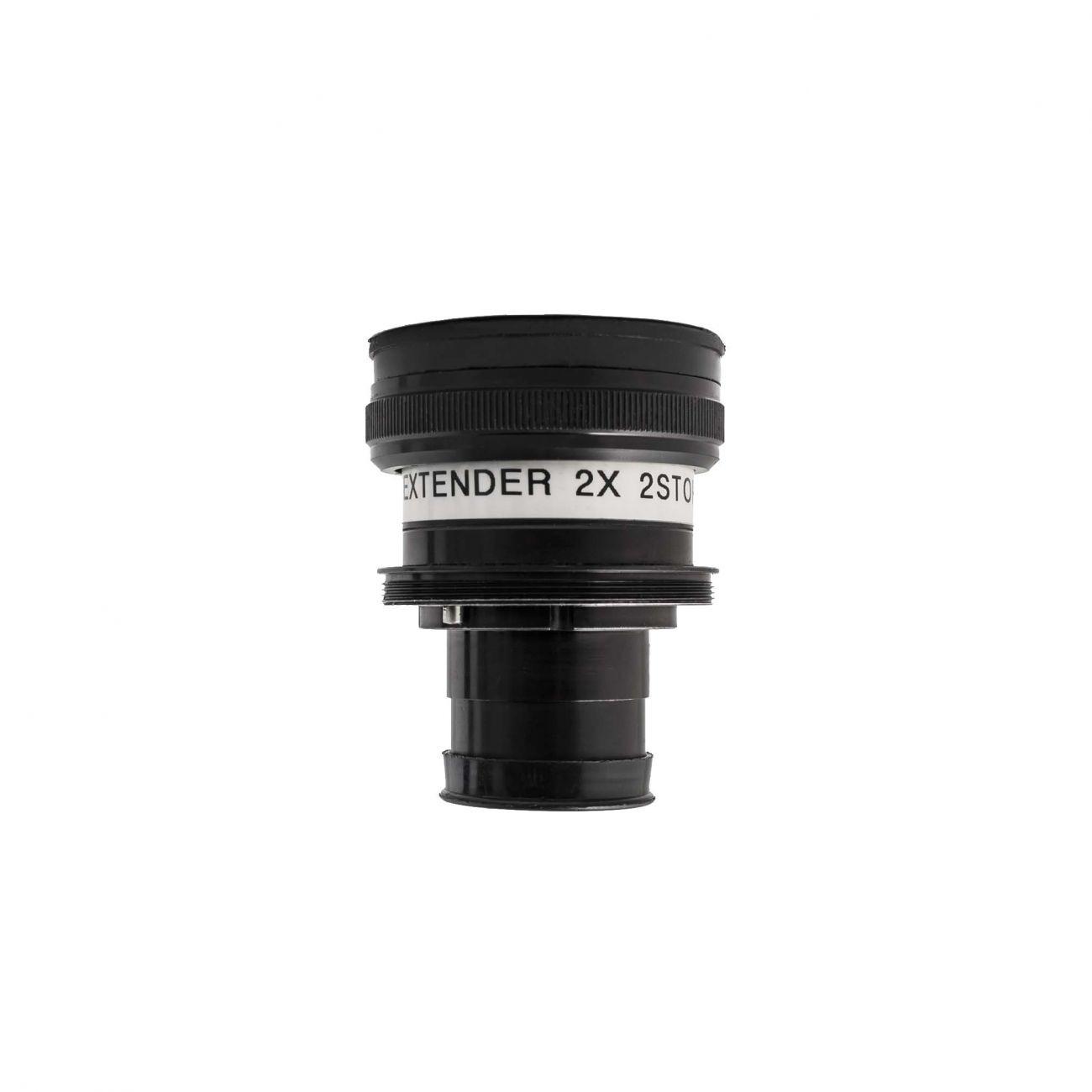 2x Century Extender for ARRI, Canon, Nikkor Optimo zoom Lenses