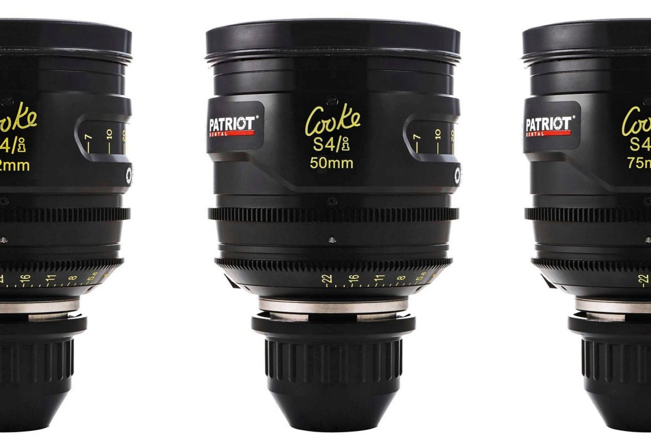 SET COOKE S4/i  Lenses T2 18,25,32,50,75,100,135mm