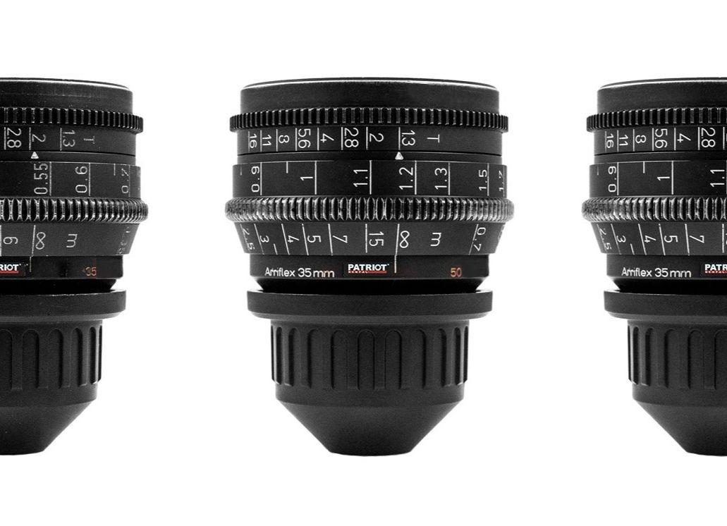 SET ZEISS HIGH SPEED MK II lenses T1.3  18,25,35,50,85 & 135mm T2.1