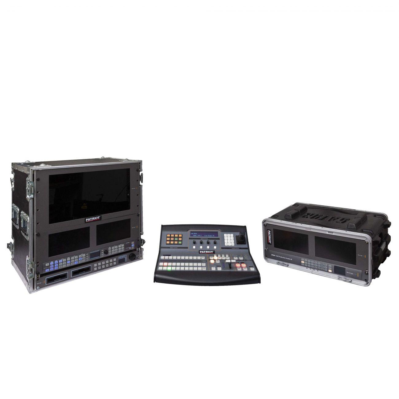 ATEM Mobile TV studio 8 ch