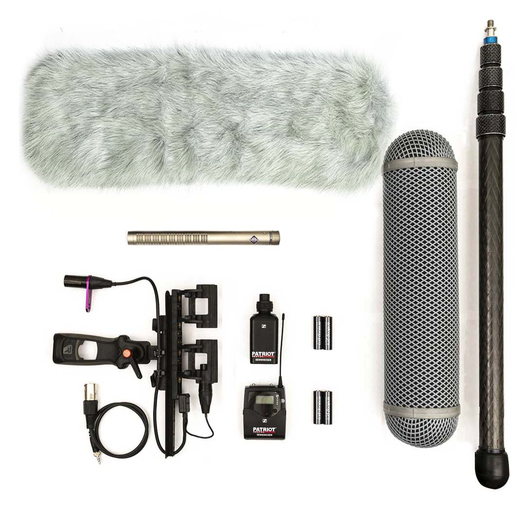 Sound Boom Neumann 81 I KIT