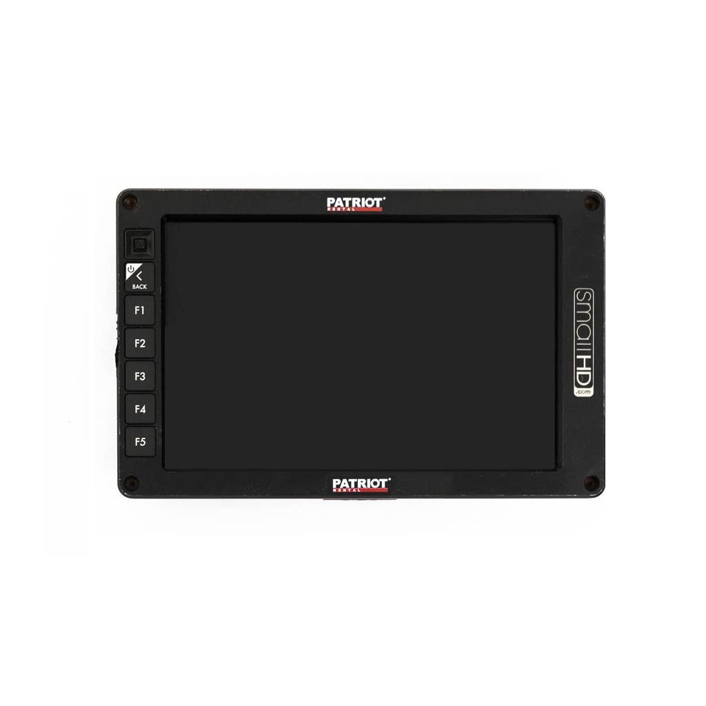 Monitor OnCamera 7″ SmallHD 702 OLED + battery
