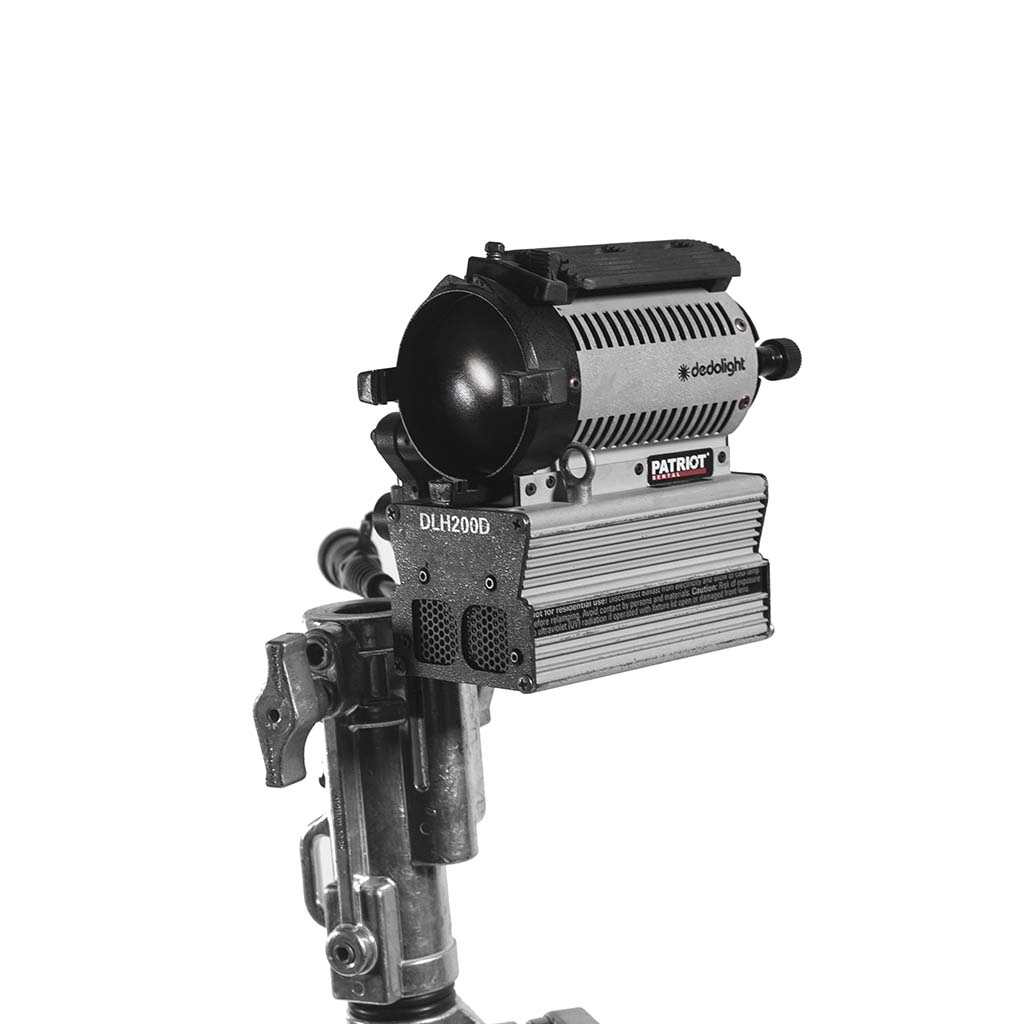 Dedolight 200D HMI