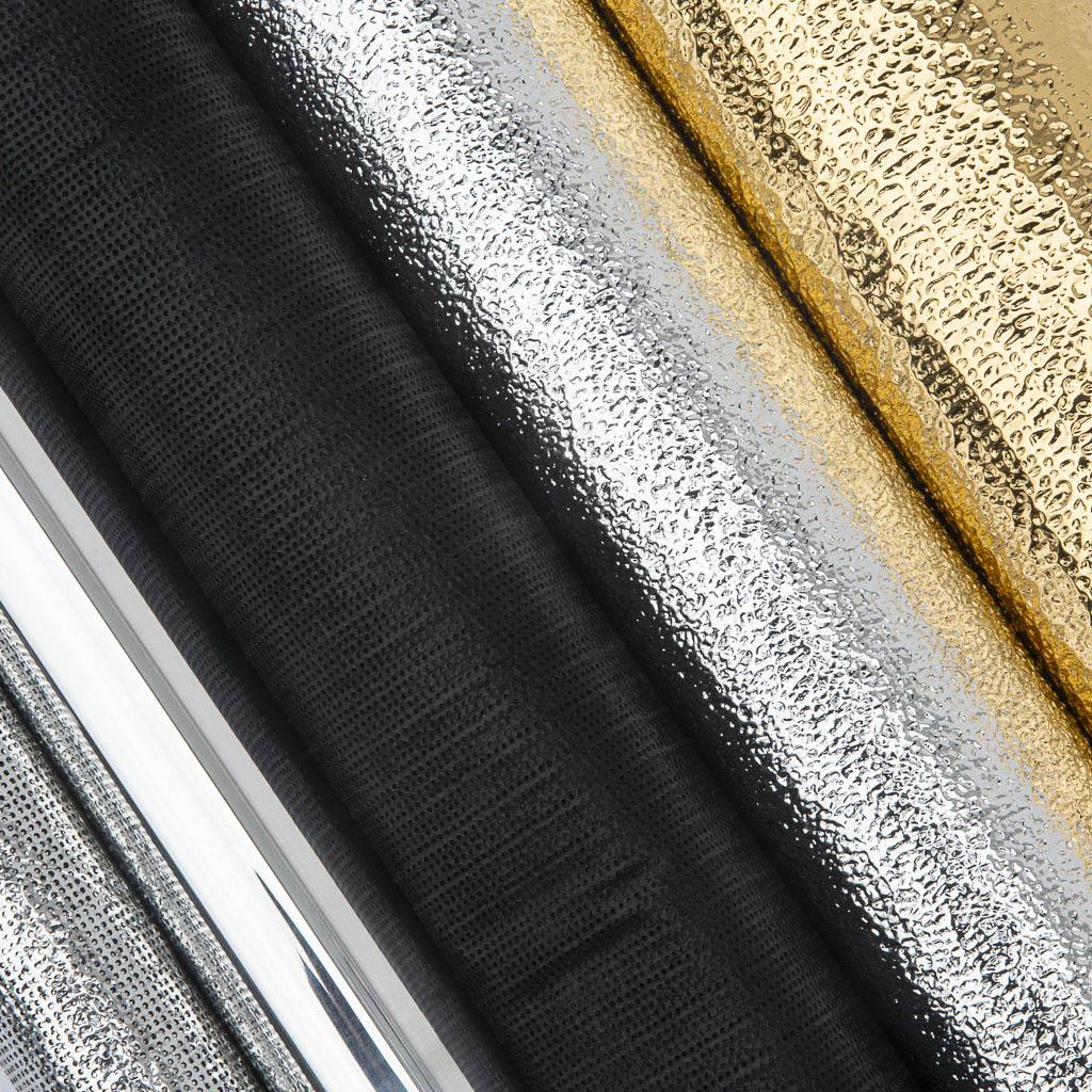 Silver/Gold/Scrim