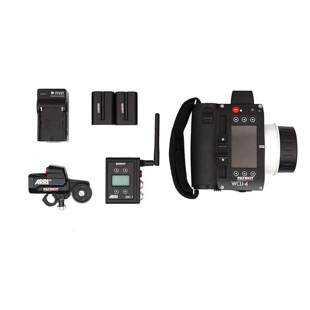 Wireless Focus Control ARRI WCU-4 1 motor