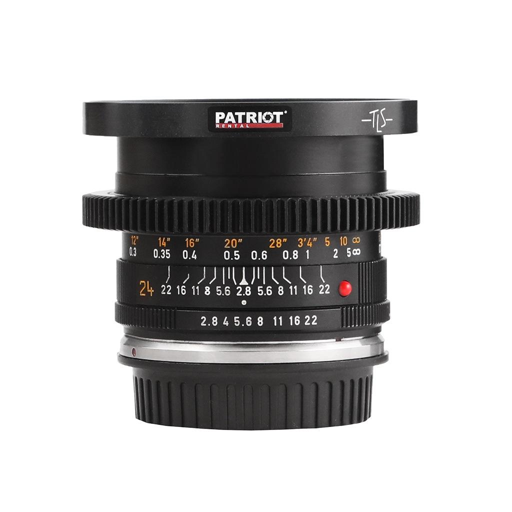 24mm LEICA-R EF Lens T2.8