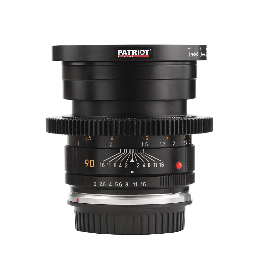90mm LEICA-R EF Lens T2