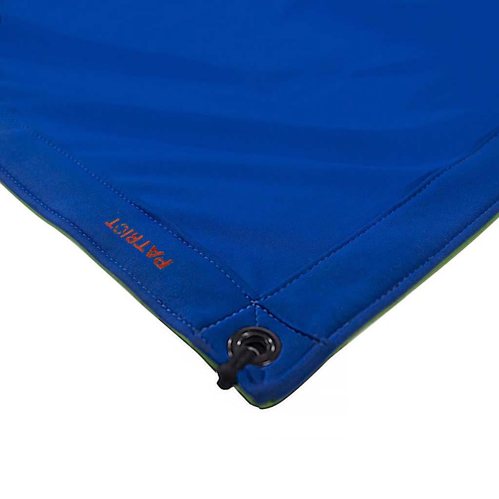 12×12 textile CHROMAKEY BLUE