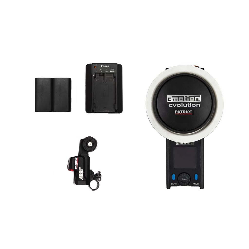 Wireless Focus Control CMOTION CVOLUTION 1 motor