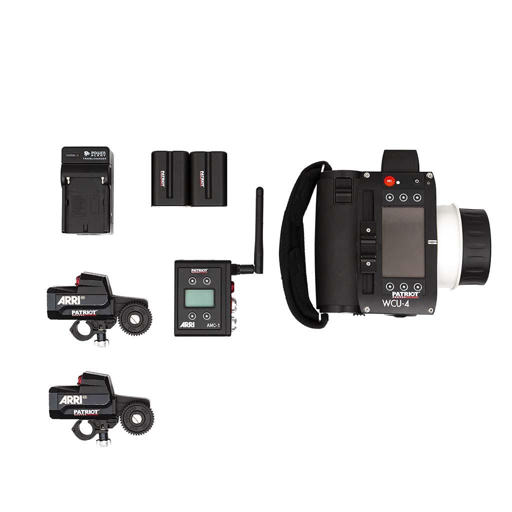 Wireless Focus Control ARRI WCU-4 2 motors