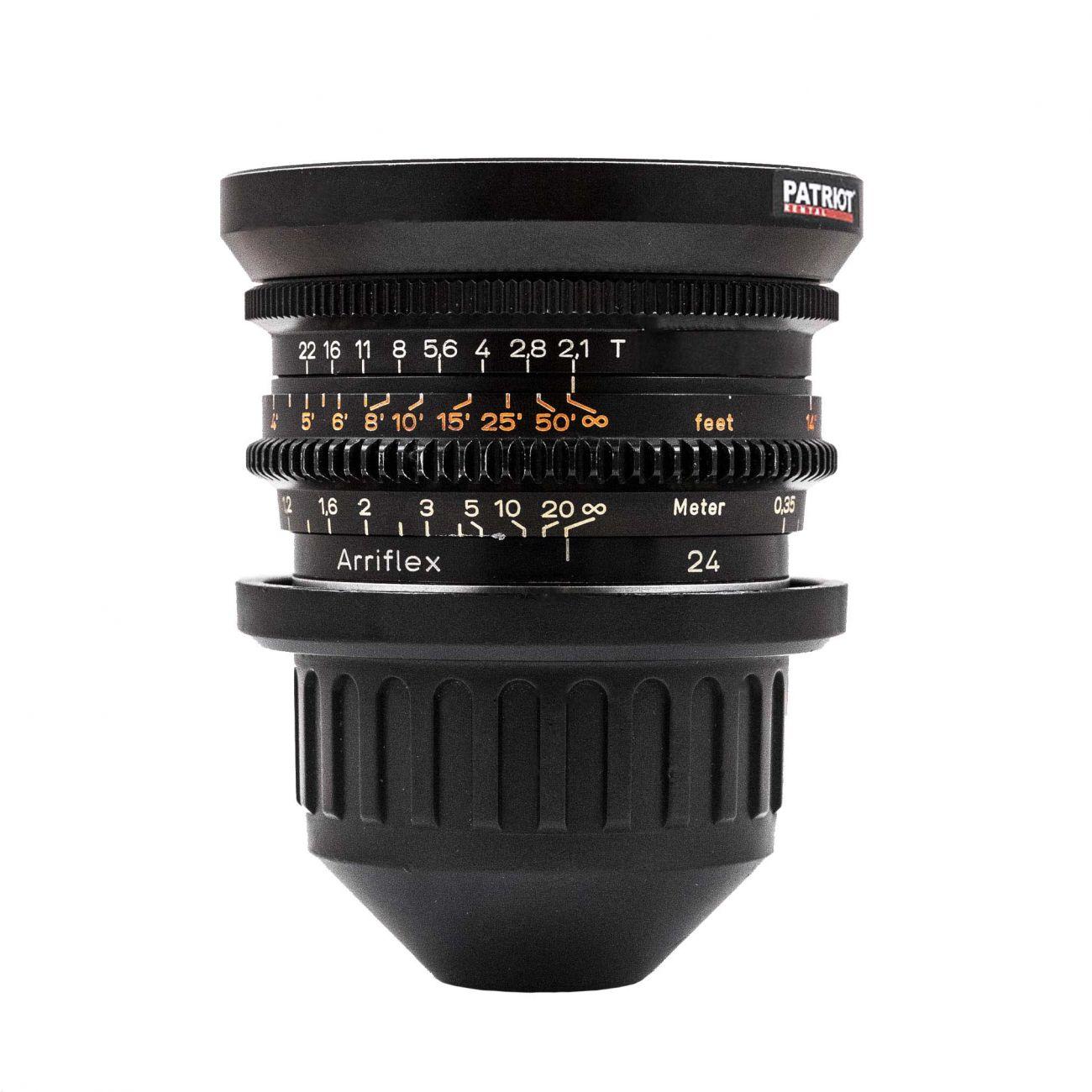 24 mm ZEISS PRIME Lens T2.1