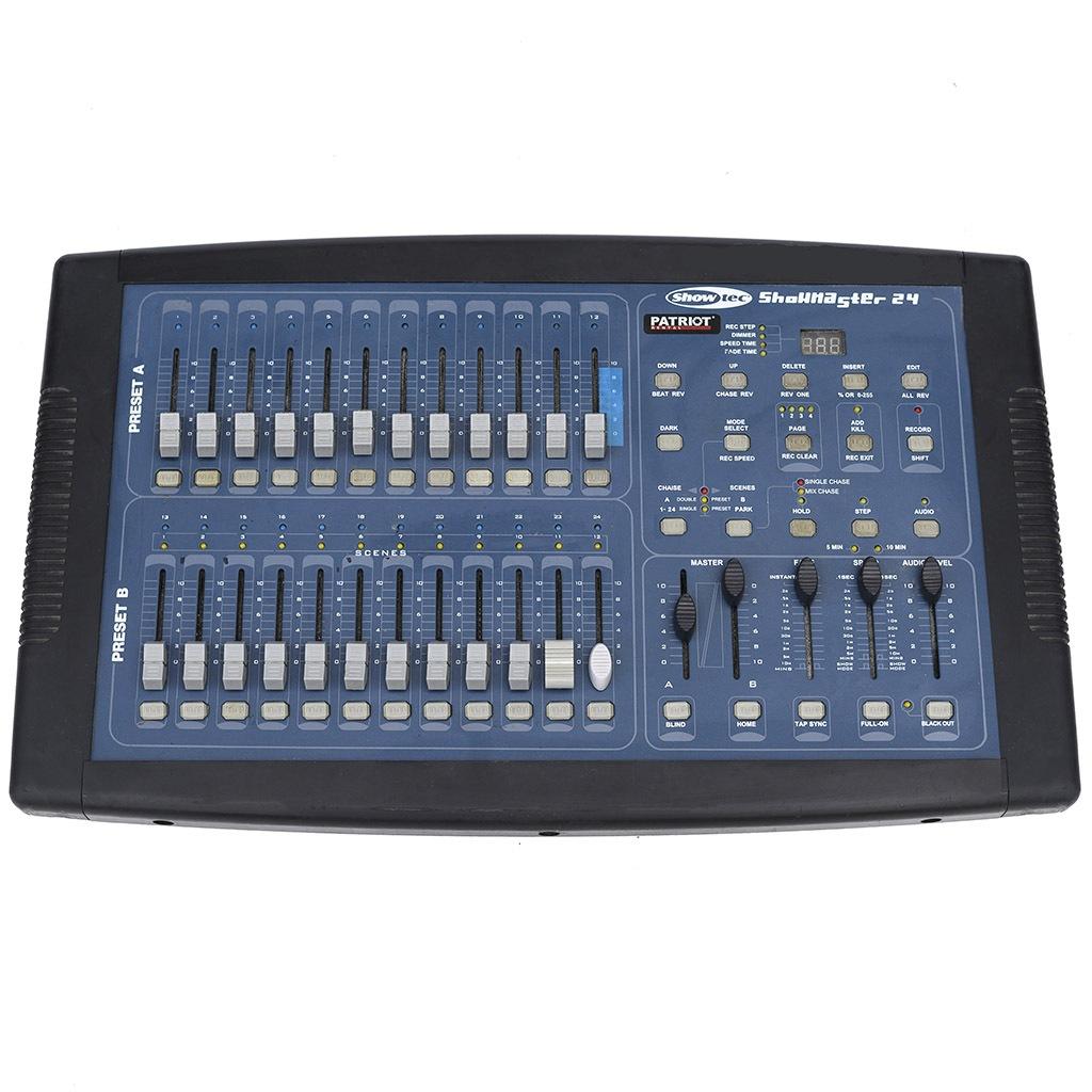 Control panel 24ch
