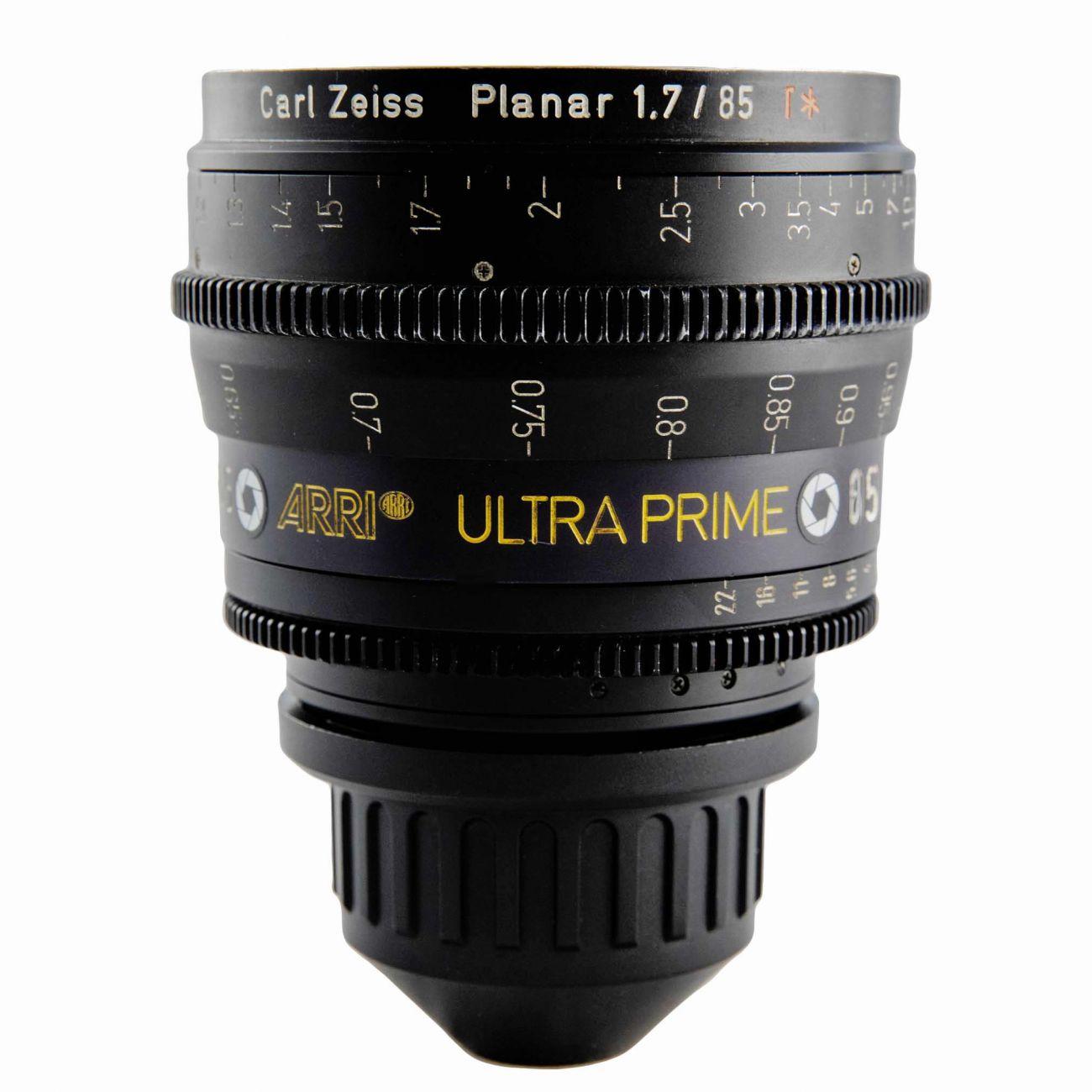 85mm ARRI ULTRA PRIME Lens T1.9