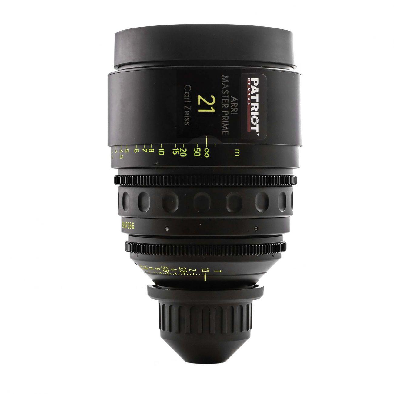 21mm ARRI MASTER PRIME Lens T1.3