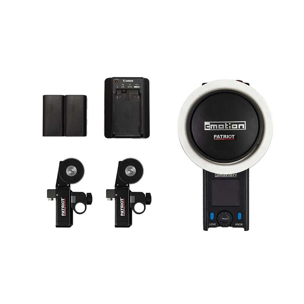 Wireless Focus Control CMOTION +Zoom 2 motors