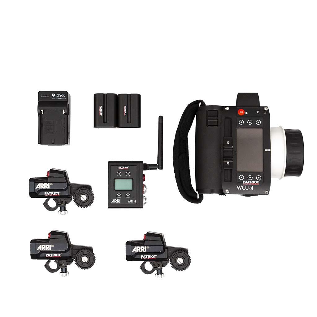 Wireless Focus Control ARRI WCU-4 3 motors