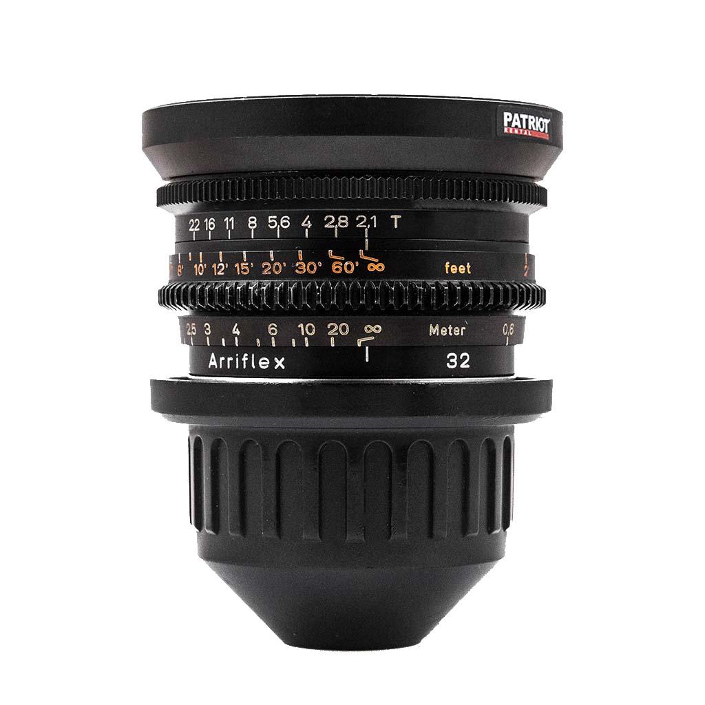 32 mm ZEISS PRIME Lens T2.1
