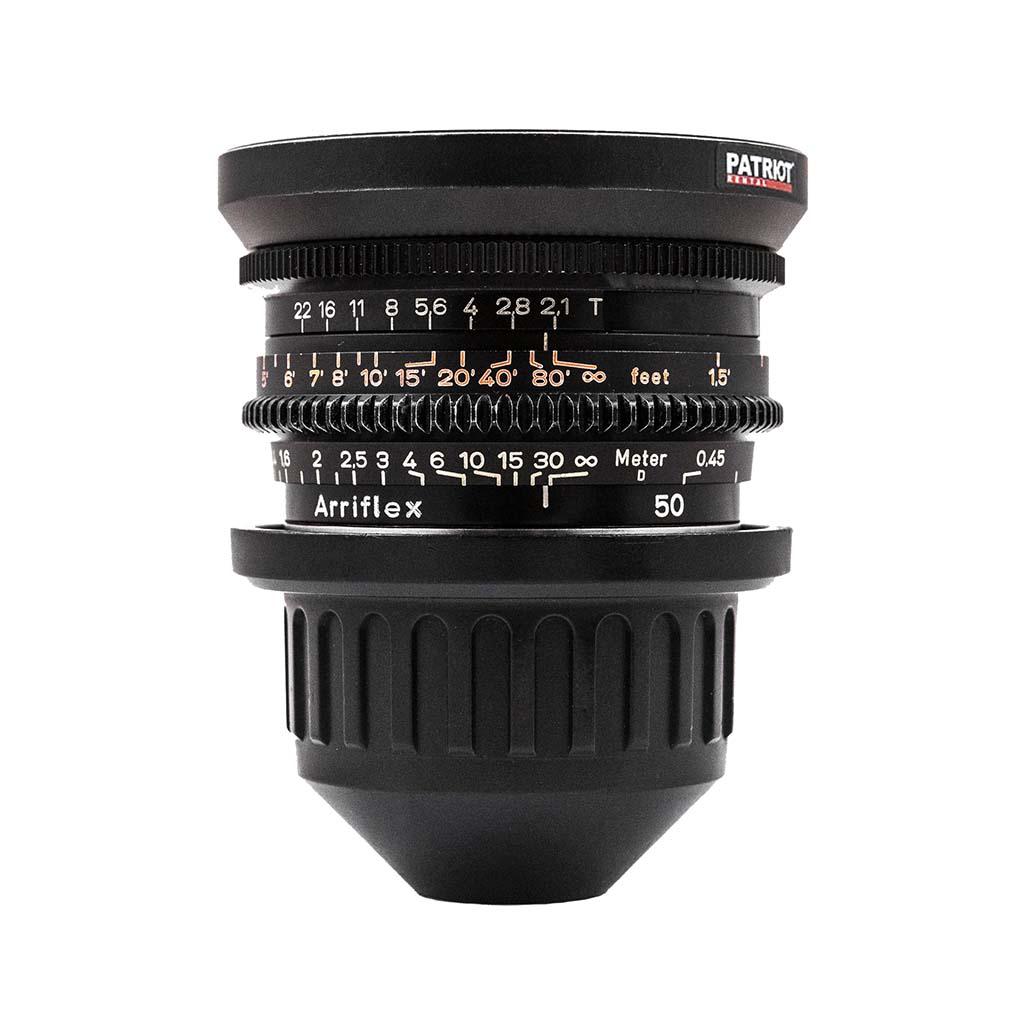 50 mm ZEISS PRIME Lens T2.1