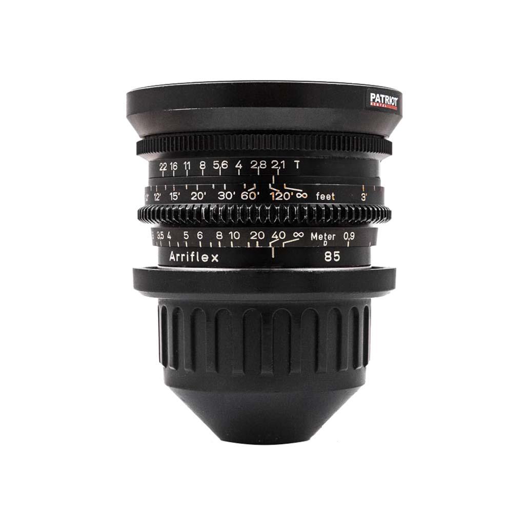 85 mm ZEISS PRIME Lens T2.1