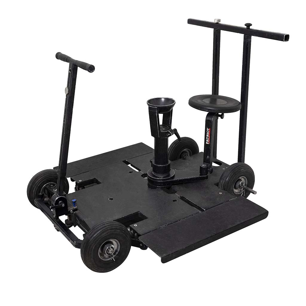 PANTHER  HUSKY city / doore way / track  DOLLY