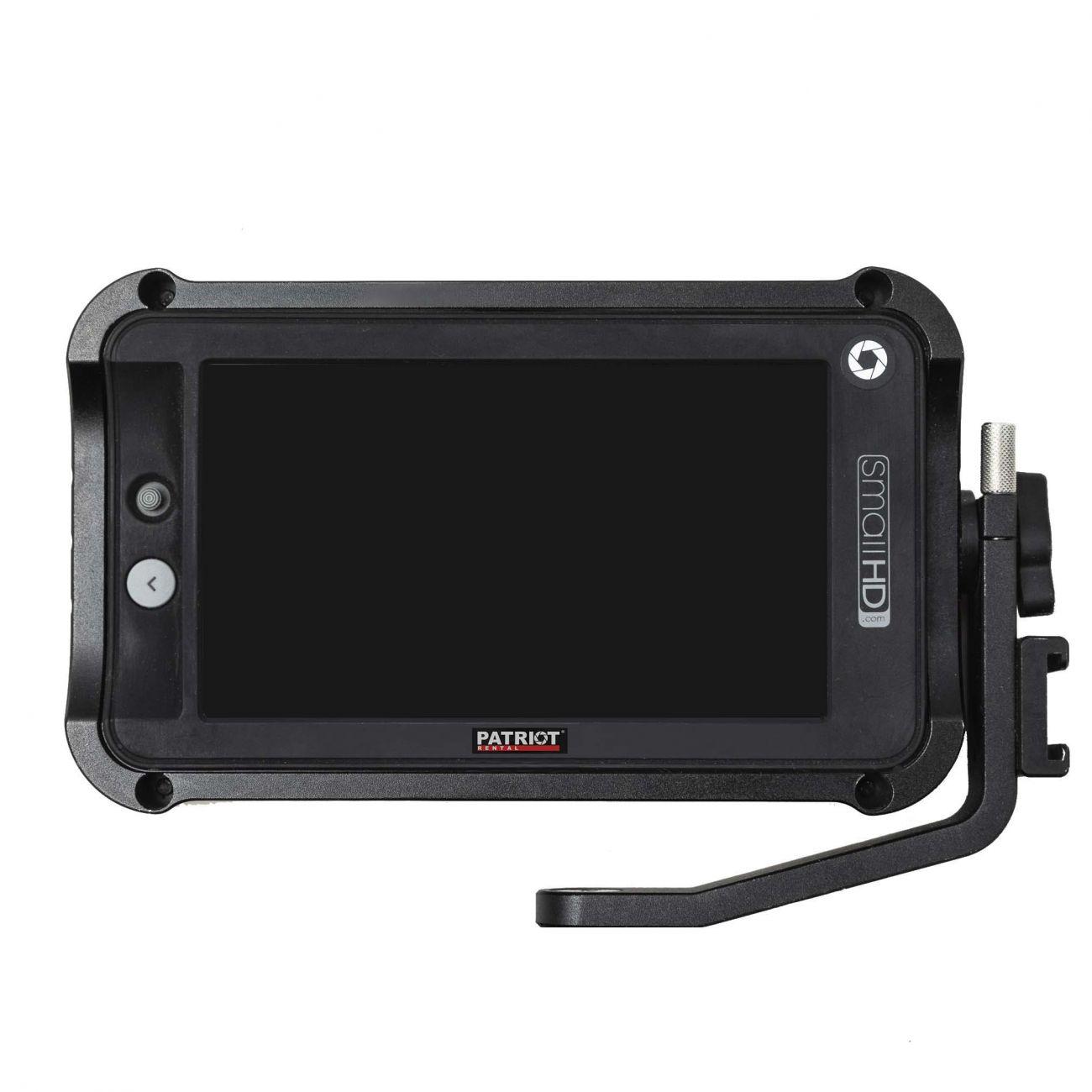 Monitor OnCamera 5″ SmallHD 502 Bright + battery